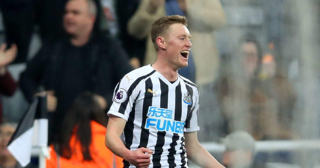 Bintang Baru Newcastle Sean Longstaff