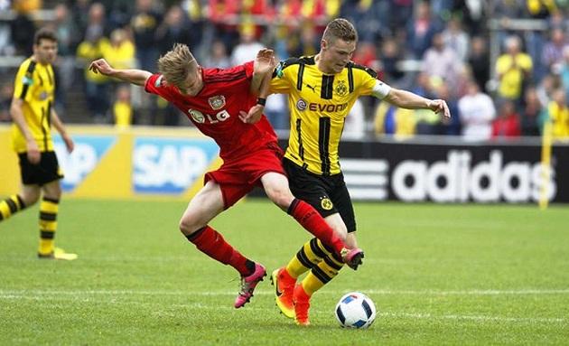 Prediksi Borussia Dortmund vs Bayer Leverkusen