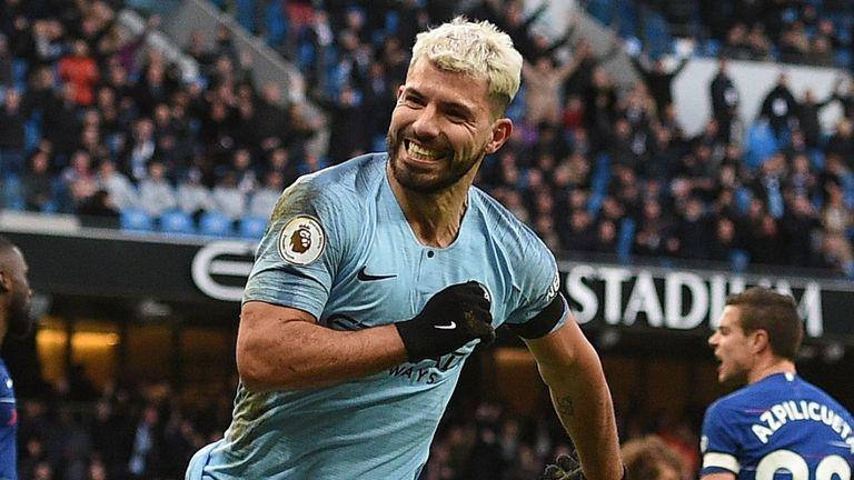 Manchester City mempermalukan Chelsea dengan kemenangan 6-0