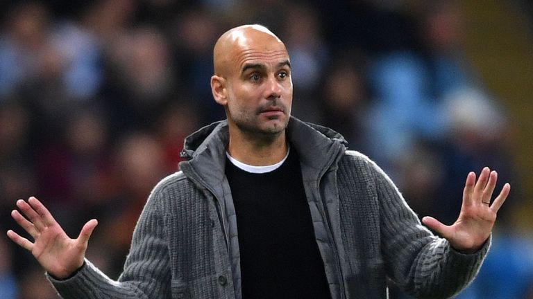 Guardiola Bidik Kemenangan Atas Palace