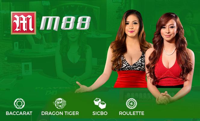 Bandar Judi Casino Online M88 Minimal Bet Seribu