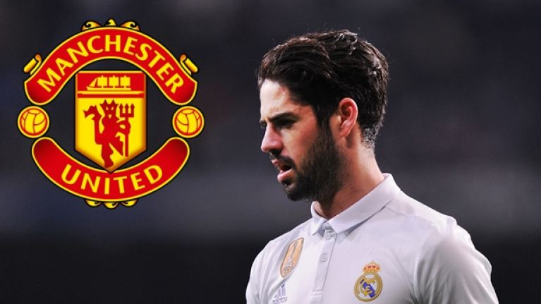 Isco Mulai Dilirik Oleh Manchester United