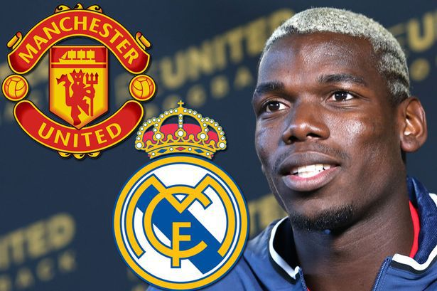 Kembali ke Real Madrid, Zinedine Zidane Minta Dibelikan Paul Pogba ?