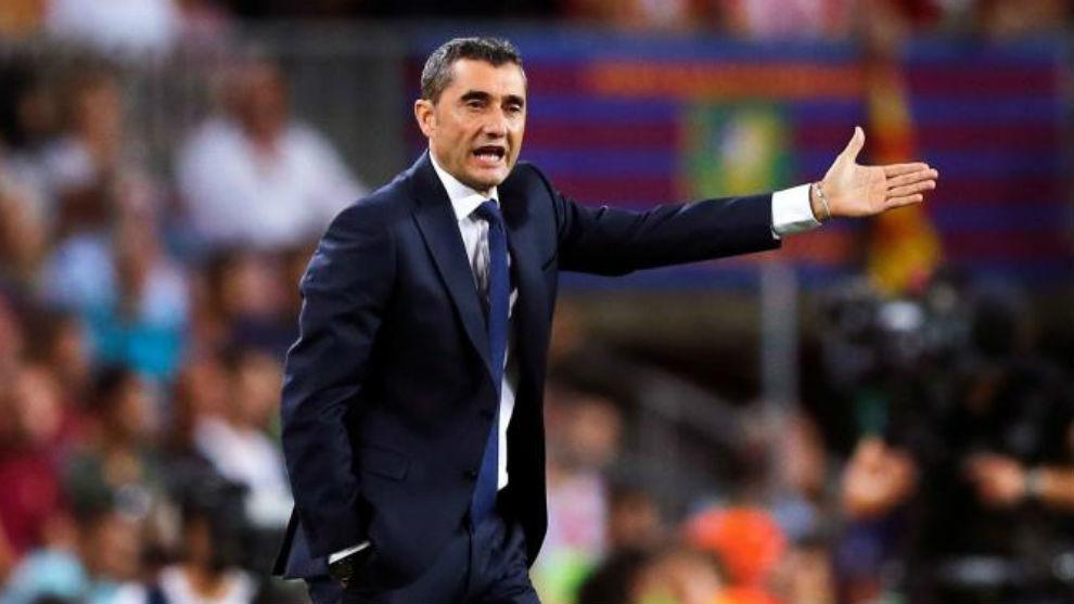 Ernesto Valverde Mengatakan Barcelona Tidak Bisa Santai Meski Unggul