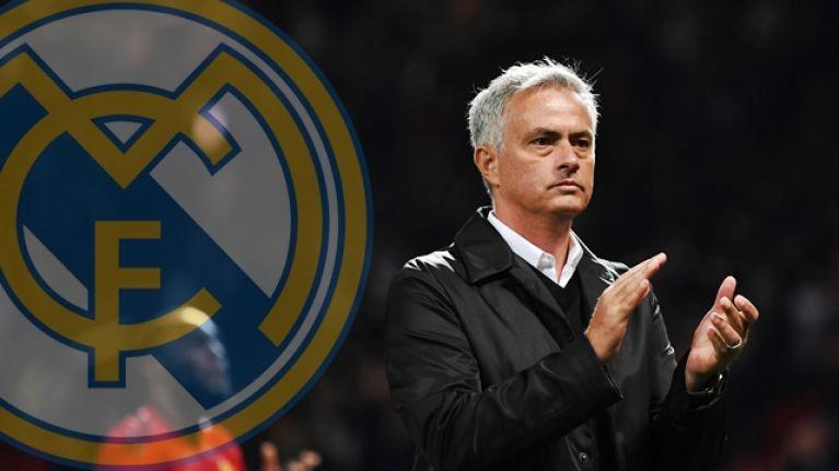 Pemain Senior Menolak Jose Mourinho Jadi Pelatih Baru Real Madrid