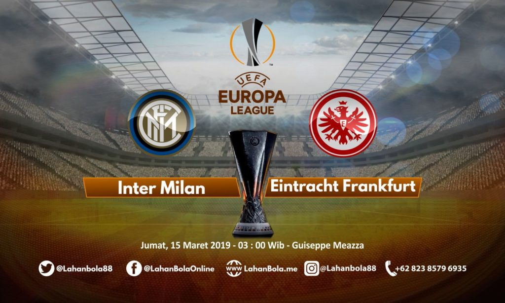 Prediksi Inter Milan Vs Eintracht Frankfurt