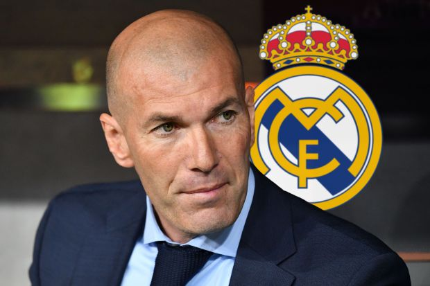 Zinedine Zidane Memberi Kode Real Madrid Akan Merekurt Kylian Mbappe