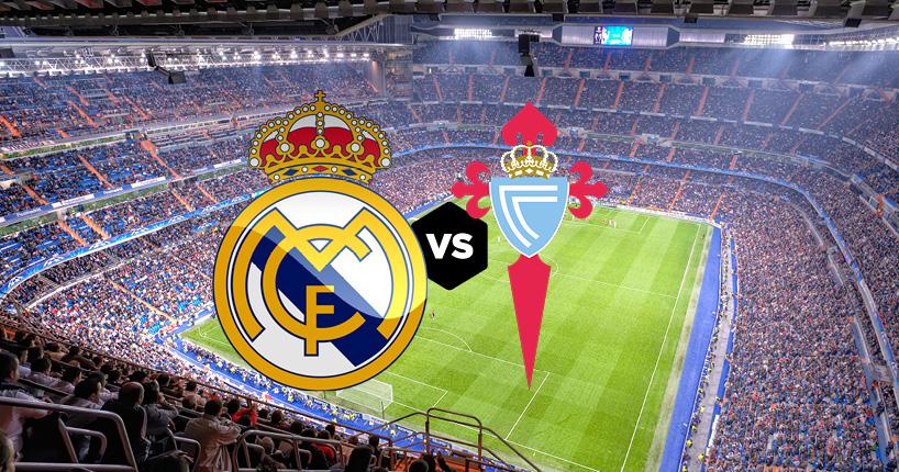 Prediksi Real Madrid vs Celta Vigo Tanggal 16 Maret 2019