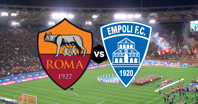 PREDIKSI AS ROMA vs EMPOLI TANGGAL 12 MARET 2019