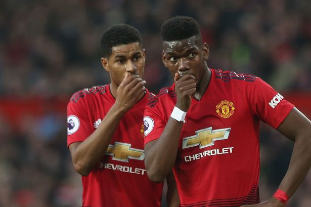 Manchester United Harus Beli Enam Pemain