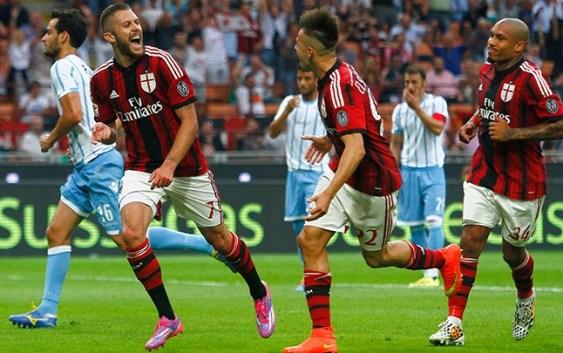 Prediksi Pertandingan AC Milan vs Lazio 14 April 2019
