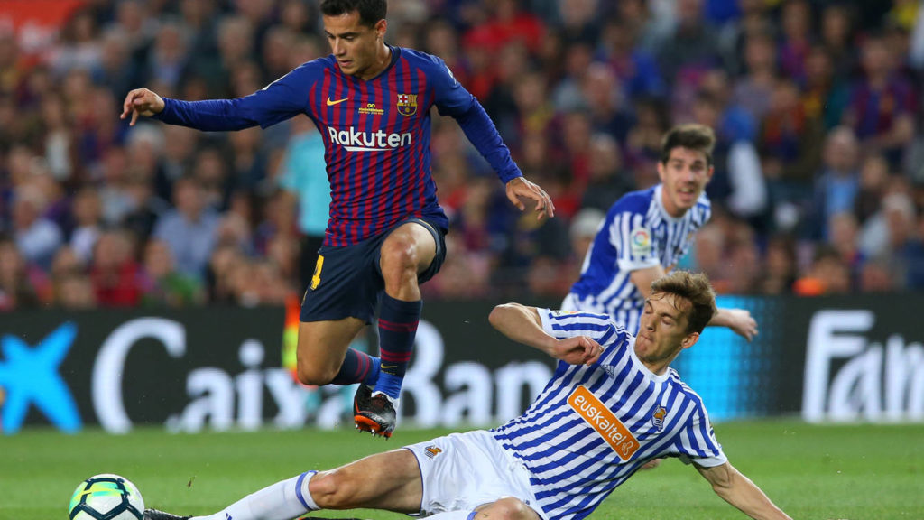 Prediksi Barcelona vs Real Sociedad 21 April 2019