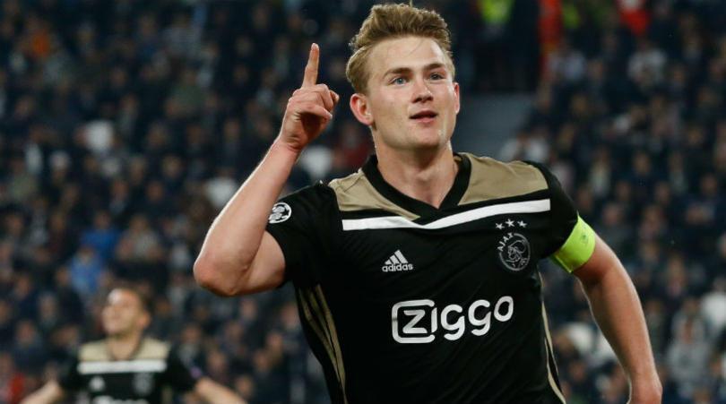 Kapten Ajax Dorong De Ligt Gabung Dengan Barcelona
