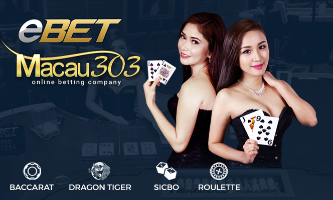 Daftar Ebet Casino Judi Baccarat Online