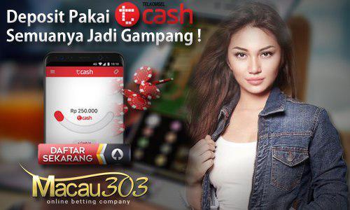 Deposit Judi Online Dengan Tcash