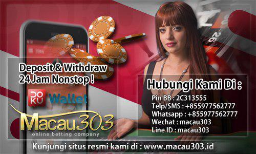 Main Judi Online Dengan DOKU Wallet