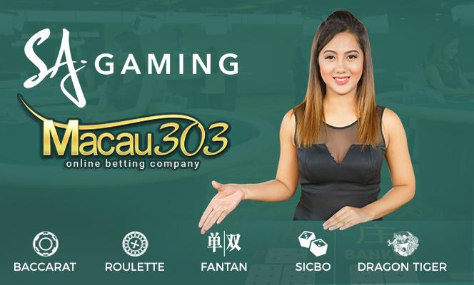 Daftar SA Gaming Sic Bo Online
