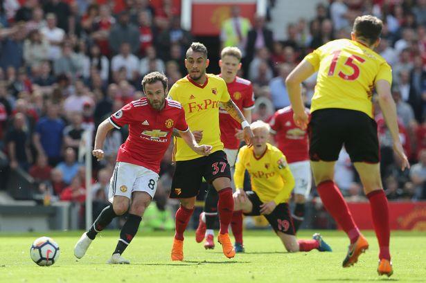 Prediksi Manchester United vs Watford Tanggal 18 Mei 2019