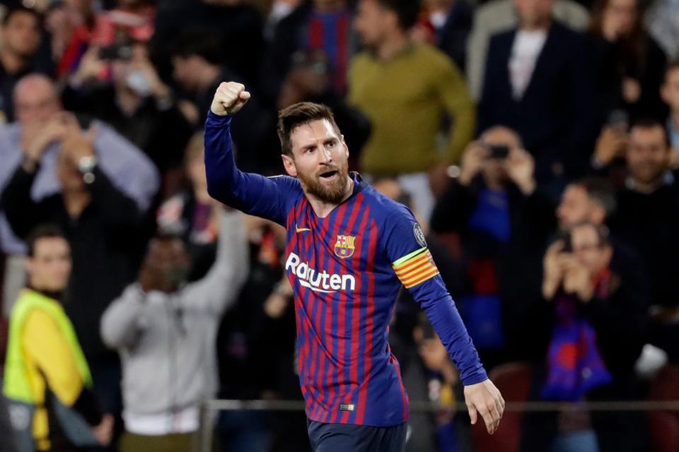 Lionel Messi Tidak Pernah Lelah Untuk Mencetak Gol