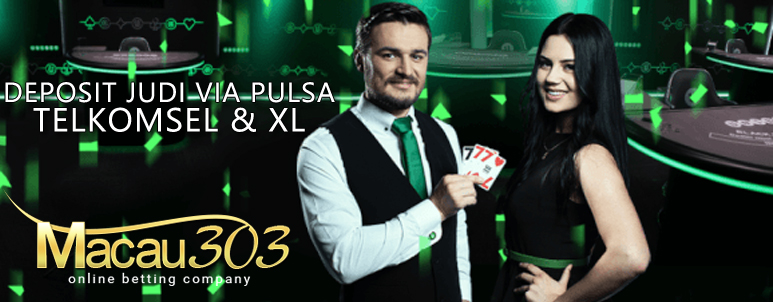 Deposit Judi Via Pulsa Menggunakan Provider Telkomsel & XL