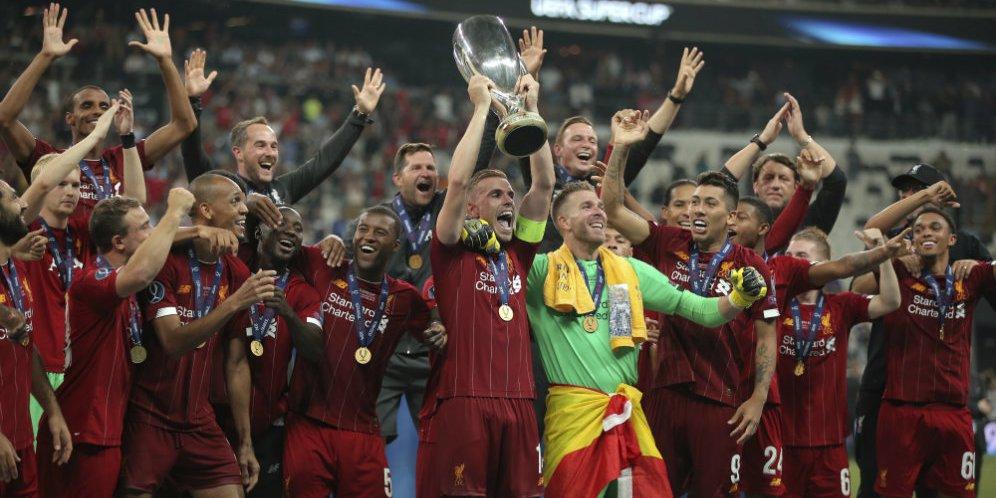 Jadwal Pertandingan Minggu, 10 November: Big Match Liverpool Kontra Manchester City