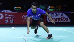 Hong Kong Open: Ginting Sukses Revans, Shesar Gagal Susul Jonathan Christie