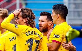 Imbang Tanpa Gol Cukup Loloskan Barcelona ke Delapan Besar Liga Champions