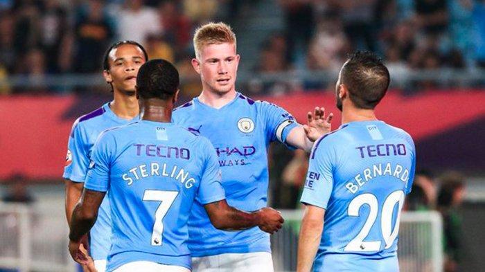 Petik Hasil Imbang di Matchday 5, Man City Pastikan Tiket 16 Besar Liga Champions