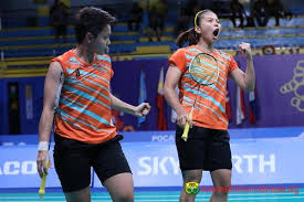 Greysia Polii dan Apriyani Rahayu Raih Hasil Minor di Laga Pertama BWF World Tour Finals