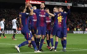 Pertemuan Pertama Napoli Vs Barcelona di Liga Champions