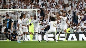 Menang Tipis Atas Sevilla, Madrid Merangsek ke Posisi Ketiga