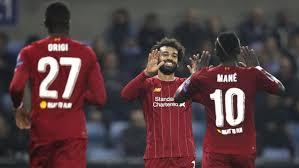 Liverpool Berambisi Pecahkan Rekor Man City di Liga Inggris