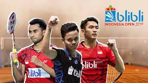 Nasib Indonesia Open 2020 Ditentukan Usai Darurat Covid-19