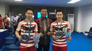 Batal ke Denmark, Indonesia Berpeluang Ikuti Kejuaraan Seri Asia