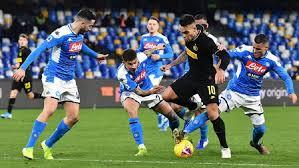 Meski Mengusai Laga, Inter Milan Diimbangi Napoli