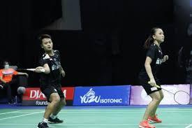 Akbar Bintang/Winny Oktavina Sukses Curi Perhatian di PBSI Home Tournament