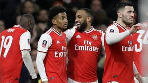 Banyak Pemain Pelapis, Arsenal Masih Terlalu Tangguh Bagi Dundalk