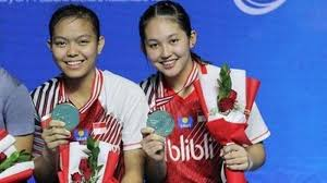 Ini Kunci Ribka Sugiarto/Siti Fadia Silva Juara Home Tournament