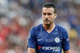 Pesan Menyentuh Pedro untuk Fans Chelsea