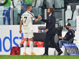 Ditantang Tim Promosi, Pirlo Belum Pastikan Ronaldo Tampil