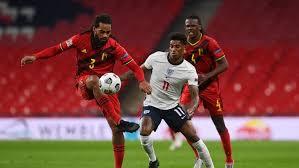 Sempat Tertinggal, Inggris Sukses Tekuk Belgia di UEFA Nations League