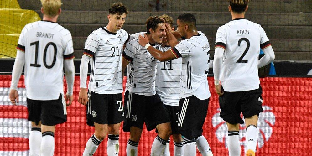 Pelatih Jerman: Tugas Terpenting Kami Memenangi Pertandingan