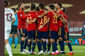 Spanyol Incar Kemenangan Atas Ukraina demi Tiket Semi Final