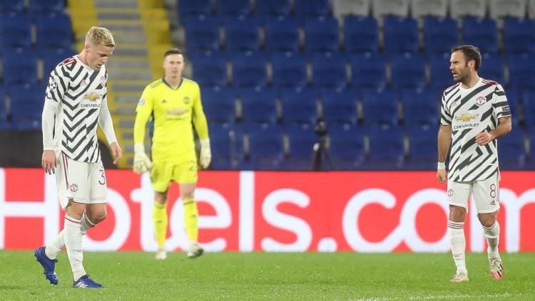 Setan Merah Ditumbangkan Klub Turki di Liga Champions