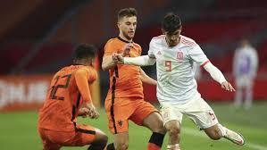 Belanda dan Spanyol Imbang di Laga Uji Coba