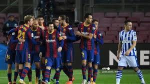 Laga Kandang Terakhir Barcelona Musim Ini, Apakah Berakhir Manis?