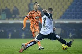 Ronaldo Brace, Juventus Tekuk Parma Empat Gol Tanpa Balas