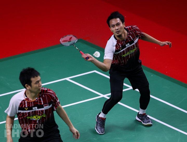 Pelatih Ganda Putra Akui Tak Capai Target di Thailand Open