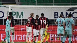 Menang Atas Tim Papan Bawah, Milan Belum Tergoyahkan di Puncak Serie A