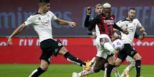 AC Milan Dibungkam Tuan Rumah Spezia
